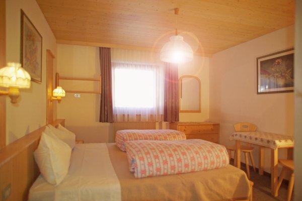 Foto vom Zimmer Ferienwohnungen Ciasa Confolia