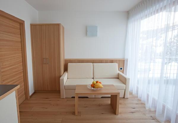 Foto vom Zimmer Ferienwohnungen Ciasa Antorè
