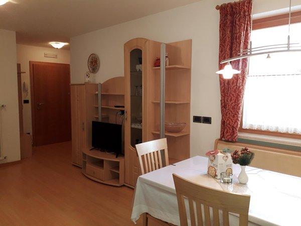 The living area Ciasa Burcia - Apartments 3 suns