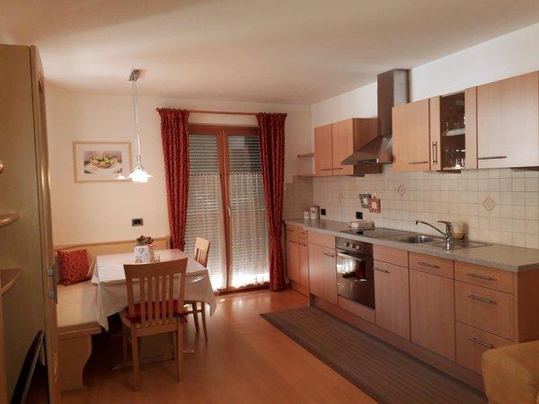 Photo of the kitchen Ciasa Burcia