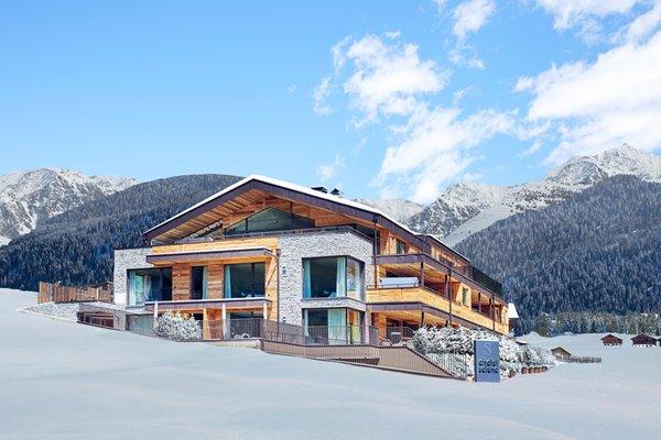 Foto invernale di presentazione Chalet Salena