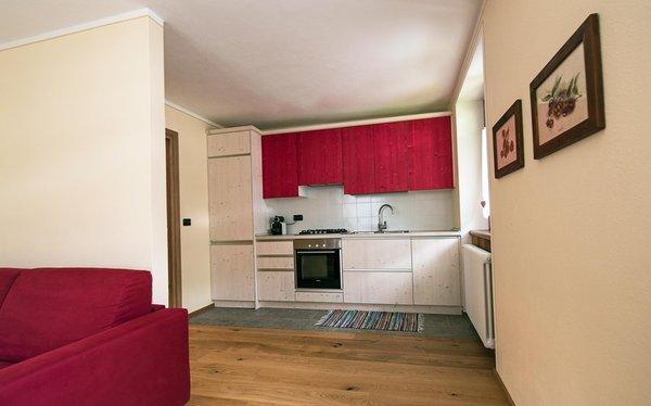 Foto della cucina Mirtillo Apartment