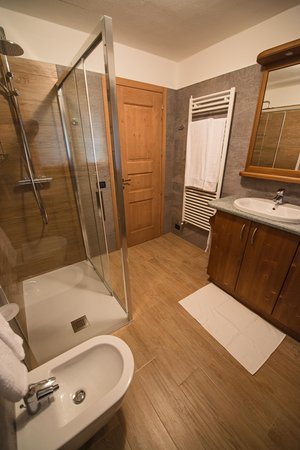 Foto del bagno Mirtillo Apartment