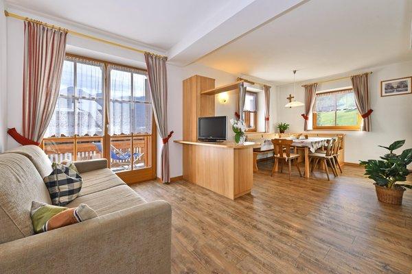 The living area Apartments Villa Sole