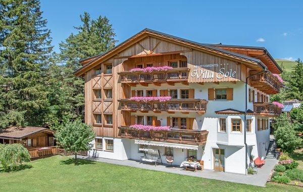Photo exteriors in summer Villa Sole