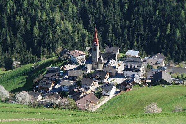 Lage Ferienwohnungen auf dem Bauernhof Maso Jung Hof Corte (San Vigilio di Marebbe)