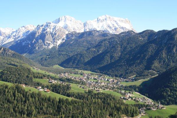 Aussicht Hof (Sankt Vigil in Enneberg)