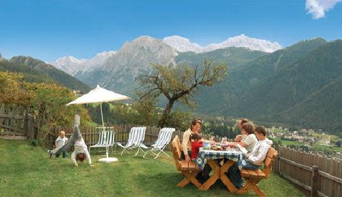 Bild Ferienwohnungen auf dem Bauernhof Ciasa Fordí