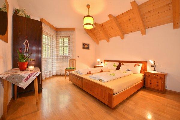 Foto della camera Appartamenti in agriturismo Lü de Bolser