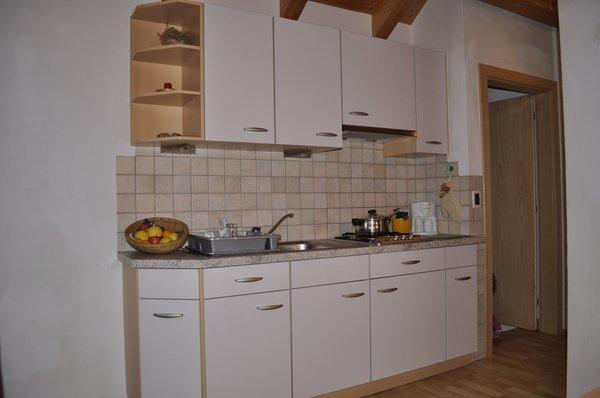 Foto della cucina Lü de Bolser