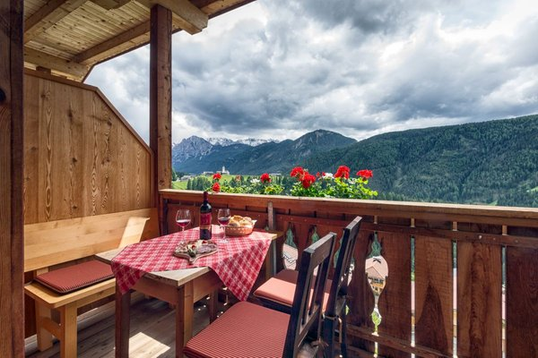 Foto del balcone Soratru