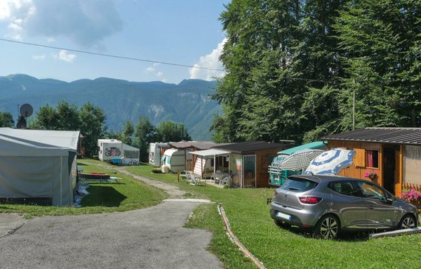 Foto esterno in estate Belvedere Lavarone