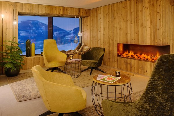 The common areas K1 Mountain Chalet
