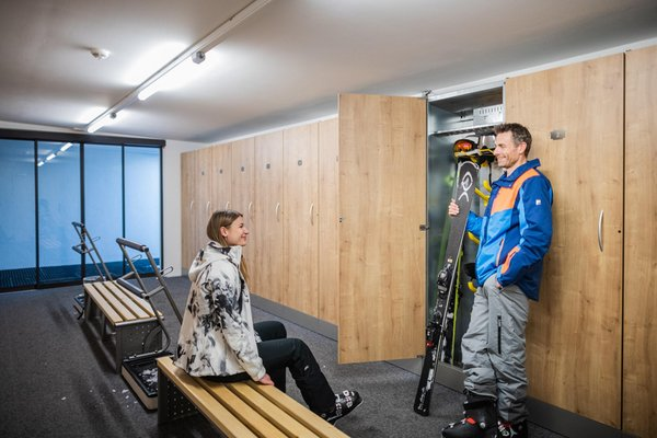 La skiroom K1 Mountain Chalet