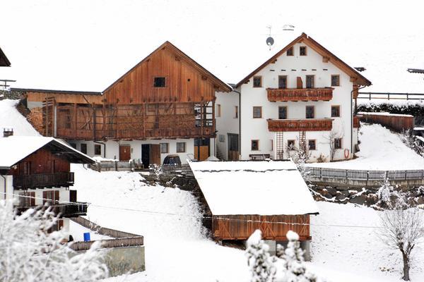 Foto invernale di presentazione Appartamenti in agriturismo Kramerhof