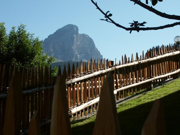 Foto del giardino Rina (San Vigilio di Marebbe)