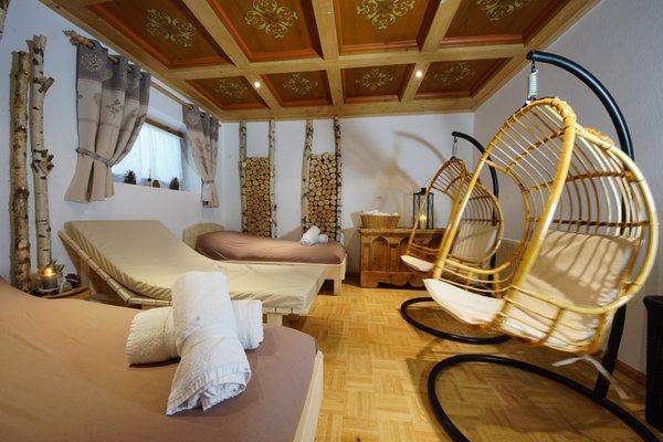 Foto del wellness Appartamenti in agriturismo Maso Corjel