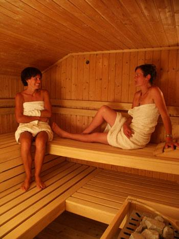 Foto della sauna Rina