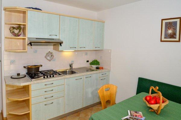 Photo of the kitchen Ciasa Cone da Val