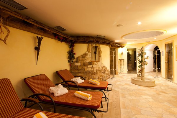 Photo of the wellness area Hotel Amaten