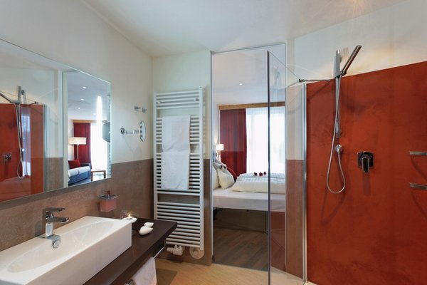 Photo of the bathroom Hotel Amaten