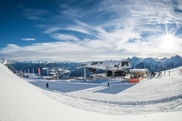 Winter activities Plan de Corones / Kronplatz