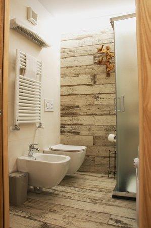 Foto del bagno Appartamenti Blue Moon