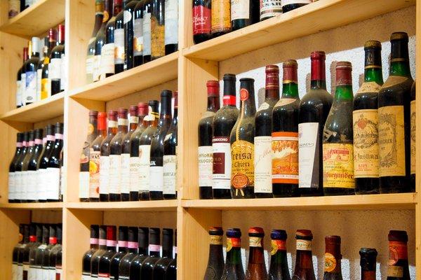 La cantina dei vini Brunico Blitzburg