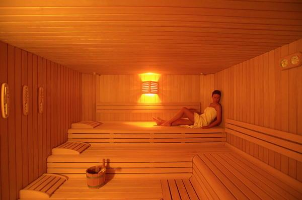 Foto della sauna Brunico