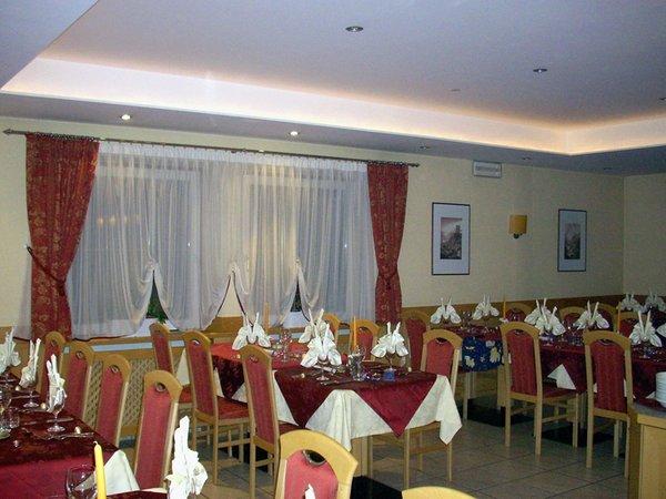 The common areas Hotel Bologna