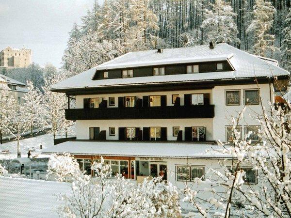 Winter presentation photo Hotel Bologna