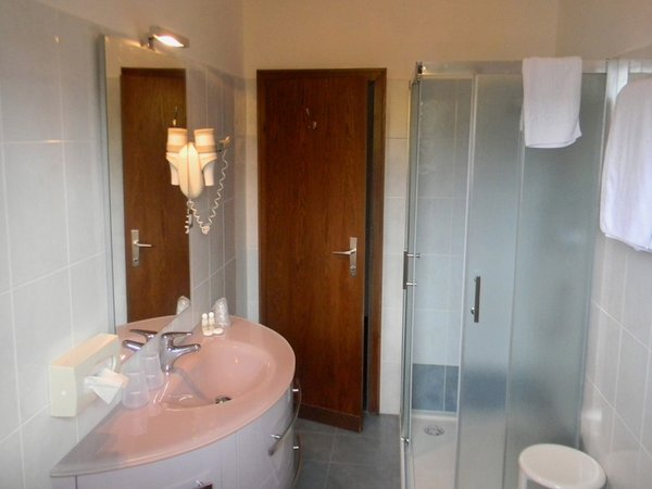 Photo of the bathroom Hotel Bologna