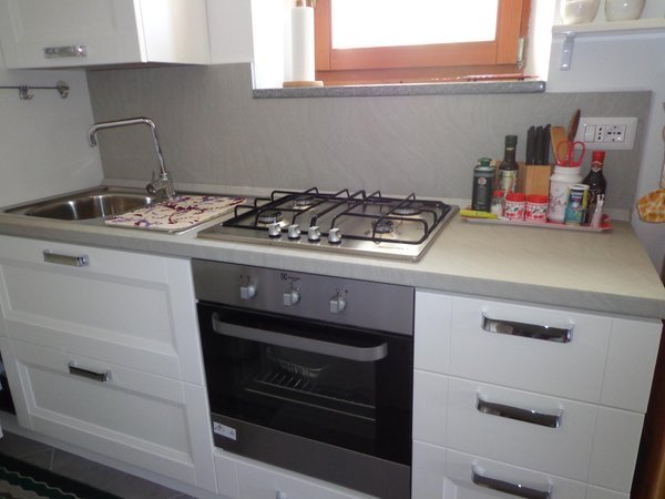 Foto della cucina Chalet Grand Soleil