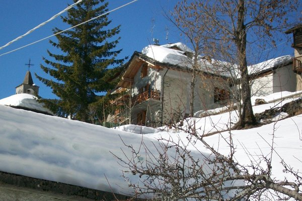 Foto invernale di presentazione Chalet Grand Soleil - Appartamento
