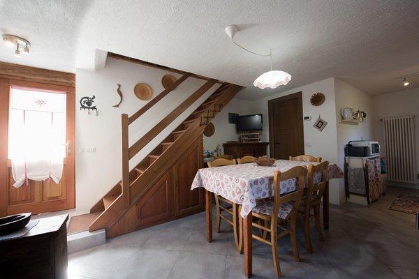 La zona giorno Chalet Grand Soleil - Appartamento