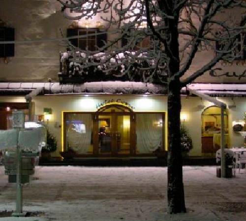 Foto invernale di presentazione Corso - Hotel 3 stelle