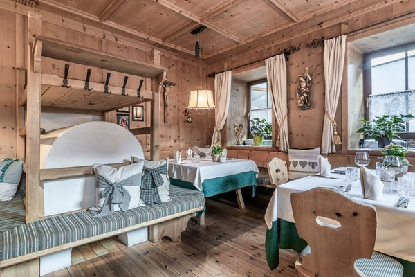 Foto der Stube Hotel Langgenhof