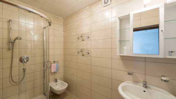 Foto del bagno Albergo Zum Hirschen