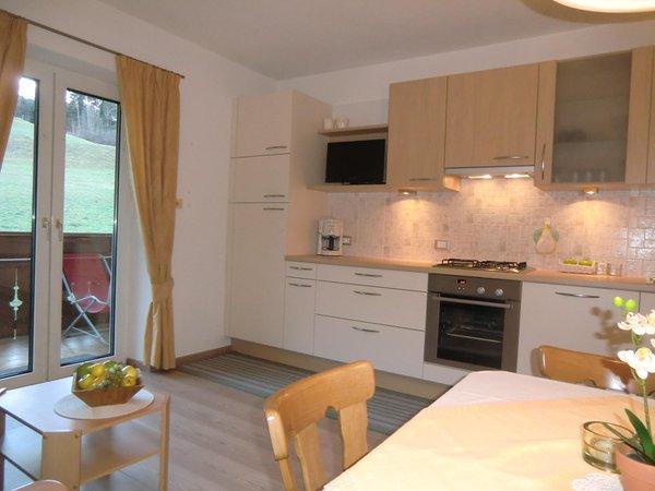Foto della cucina Bachwiesenhof