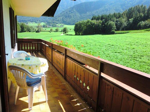 Foto del balcone Bachwiesenhof