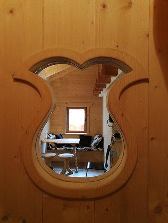 Foto vom Zimmer Ferienhaus Tabià Su'n Coi