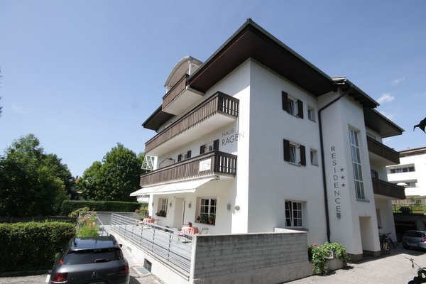 Foto esterno in estate Haus Ragen