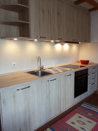 Foto della cucina Alping