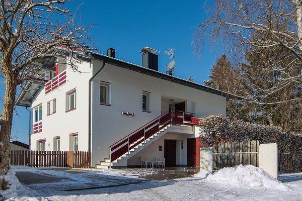 Foto invernale di presentazione Appartements Gartner - Appartamenti 2 soli