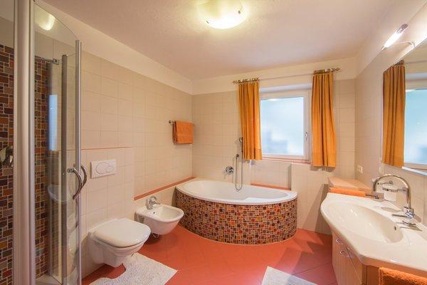 Foto del bagno Appartamenti Appartements Gartner