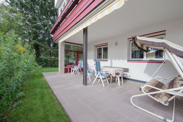 Photo of the garden Villa Santa Caterina / Aufhofen (Brunico / Bruneck)