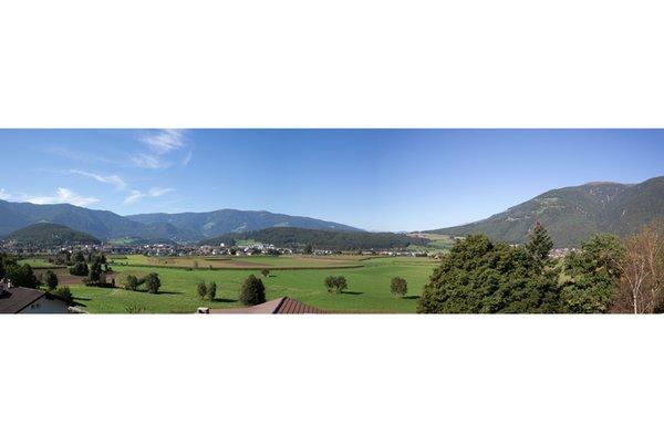 Panoramic view Villa Santa Caterina / Aufhofen (Brunico / Bruneck)