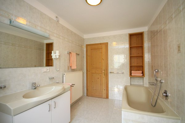 Photo of the bathroom Apartments Oberparleiter Bachlechnerhof