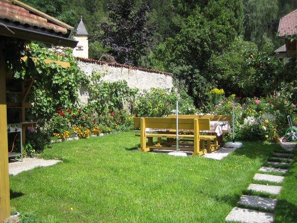 Foto vom Garten Aufhofen (Bruneck)