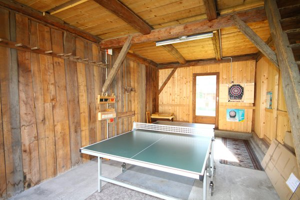 La sala giochi Apartments Oberparleiter Bachlechnerhof